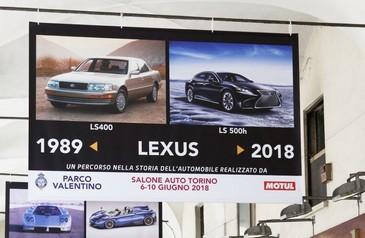Un percorso nella Storia dell'Automobile 43 - Salone Auto Torino Parco Valentino