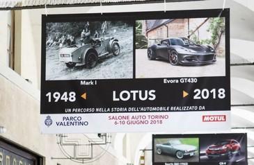 Un percorso nella Storia dell'Automobile 32 - Salone Auto Torino Parco Valentino