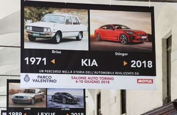 Un percorso nella Storia dell'Automobile 41 - MIMO