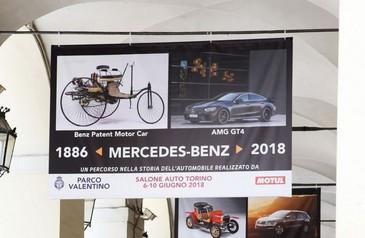 Un percorso nella Storia dell'Automobile 1 - Salone Auto Torino Parco Valentino