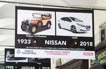 Un percorso nella Storia dell'Automobile 23 - Salone Auto Torino Parco Valentino