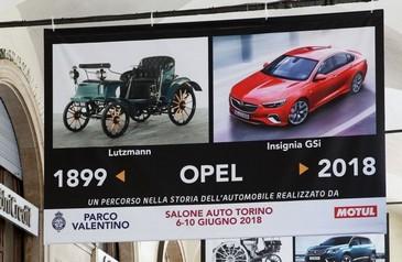 Un percorso nella Storia dell'Automobile 4 - Salone Auto Torino Parco Valentino