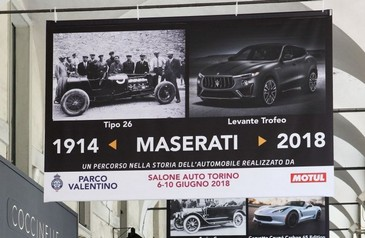 Un percorso nella Storia dell'Automobile 16 - Salone Auto Torino Parco Valentino