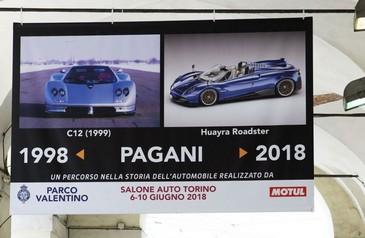 Un percorso nella Storia dell'Automobile 45 - Salone Auto Torino Parco Valentino