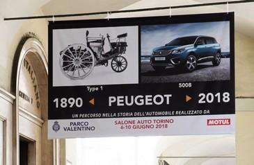 Un percorso nella Storia dell'Automobile 2 - Salone Auto Torino Parco Valentino