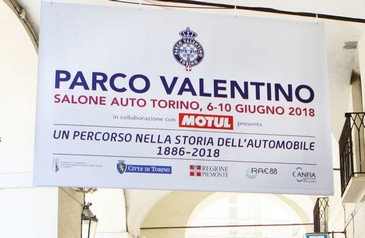 Un percorso nella Storia dell'Automobile 48 - Salone Auto Torino Parco Valentino