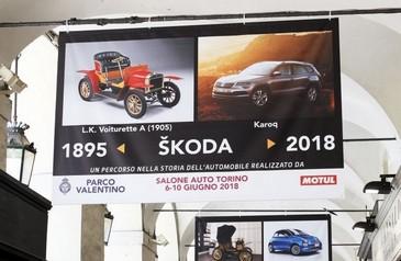 Un percorso nella Storia dell'Automobile 3 - Salone Auto Torino Parco Valentino