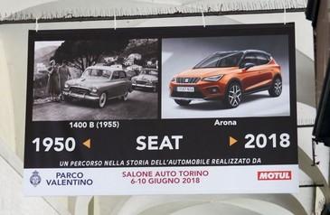 Un percorso nella Storia dell'Automobile 34 - Salone Auto Torino Parco Valentino