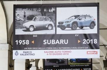 Un percorso nella Storia dell'Automobile 35 - Salone Auto Torino Parco Valentino
