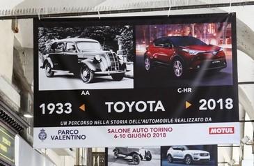 Un percorso nella Storia dell'Automobile 24 - Salone Auto Torino Parco Valentino