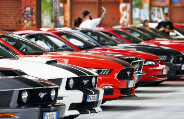USA Cars Meeting Volume II 21 - Salone Auto Torino Parco Valentino