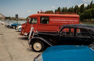 100 anni di Citroën  2 - Salone Auto Torino Parco Valentino