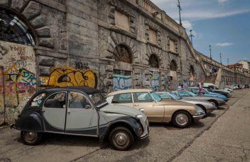 100 anni di Citroën  3 - Salone Auto Torino Parco Valentino