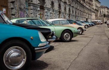 100 anni di Citroën  9 - Salone Auto Torino Parco Valentino