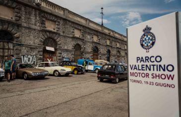 100 anni di Citroën  10 - Salone Auto Torino Parco Valentino