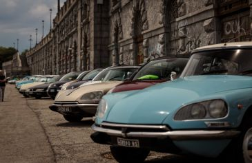 100 anni di Citroën  11 - Salone Auto Torino Parco Valentino