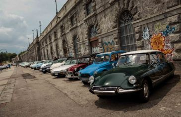 100 anni di Citroën  13 - Salone Auto Torino Parco Valentino