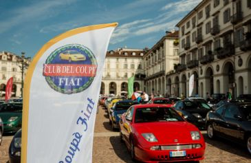 25° Anniversario Fiat Coupé  6 - Salone Auto Torino Parco Valentino