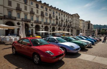 25° Anniversario Fiat Coupé  8 - Salone Auto Torino Parco Valentino