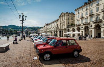 Autobianchi  4 - Salone Auto Torino Parco Valentino
