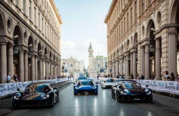 Dallara Stradale Meeting 4 - Salone Auto Torino Parco Valentino