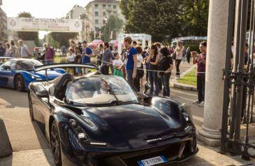 Dallara Stradale Meeting 5 - Salone Auto Torino Parco Valentino
