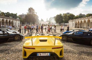 Dallara Stradale Meeting 7 - Salone Auto Torino Parco Valentino