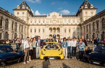 Dallara Stradale Meeting 8 - Salone Auto Torino Parco Valentino
