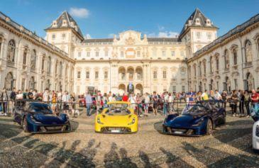 Dallara Stradale Meeting 14 - Salone Auto Torino Parco Valentino