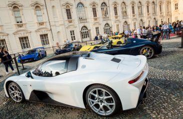 Dallara Stradale Meeting 15 - Salone Auto Torino Parco Valentino