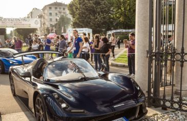 Dallara Stradale Meeting 17 - Salone Auto Torino Parco Valentino