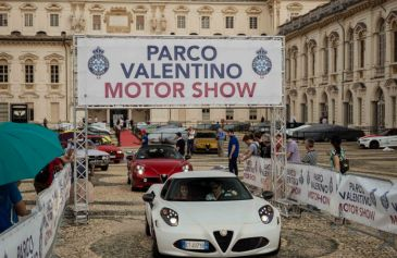 I Biscioni - Alfa Romeo 14 - Salone Auto Torino Parco Valentino