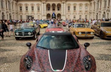 I Biscioni - Alfa Romeo 15 - Salone Auto Torino Parco Valentino
