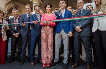 Inaugurazione 3 - Salone Auto Torino Parco Valentino