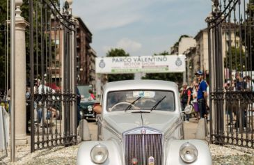 Lancia Club Italia 4 - Salone Auto Torino Parco Valentino