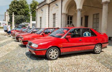 Lancia Club Italia 12 - Salone Auto Torino Parco Valentino
