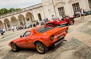 Lancia Club Italia 19 - Salone Auto Torino Parco Valentino