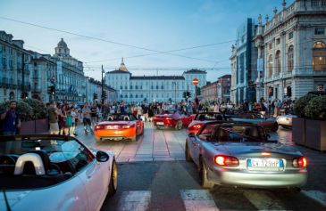 Mazda MX-5 Icon's Day 6 - Salone Auto Torino Parco Valentino