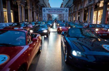 Mazda MX-5 Icon's Day 9 - Salone Auto Torino Parco Valentino