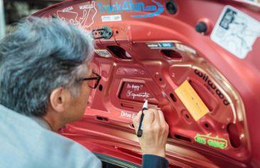 Mazda MX-5 Icon's Day 17 - MIMO