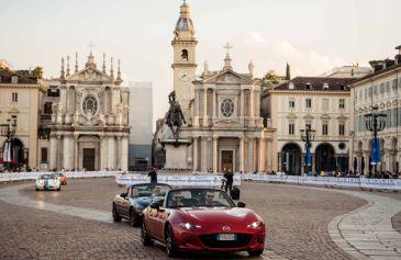 Mazda MX-5 Icon's Day 18 - Salone Auto Torino Parco Valentino