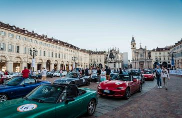 Mazda MX-5 Icon's Day 19 - Salone Auto Torino Parco Valentino