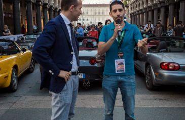 Mazda MX-5 Icon's Day 28 - Salone Auto Torino Parco Valentino