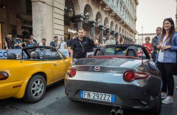 Mazda MX-5 Icon's Day 33 - Salone Auto Torino Parco Valentino