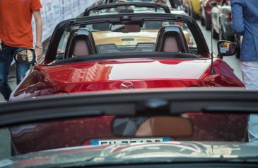 Mazda MX-5 Icon's Day 38 - Salone Auto Torino Parco Valentino