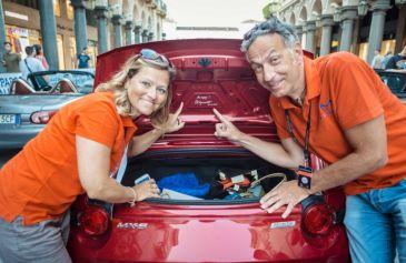 Mazda MX-5 Icon's Day 41 - Salone Auto Torino Parco Valentino