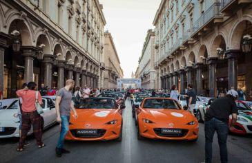 Mazda MX-5 Icon's Day 43 - Salone Auto Torino Parco Valentino