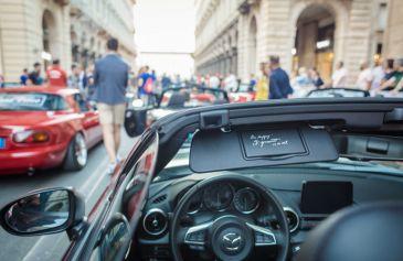 Mazda MX-5 Icon's Day 45 - Salone Auto Torino Parco Valentino