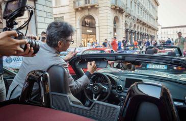 Mazda MX-5 Icon's Day 47 - Salone Auto Torino Parco Valentino