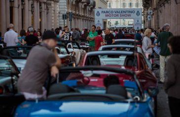 Mazda MX-5 Icon's Day 53 - Salone Auto Torino Parco Valentino